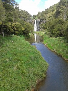 The Falls at Hunua